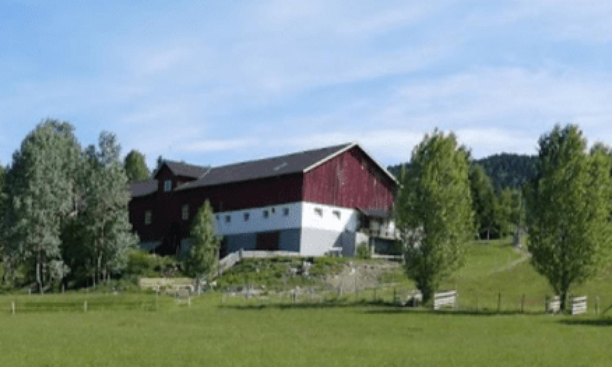 Glittre gård